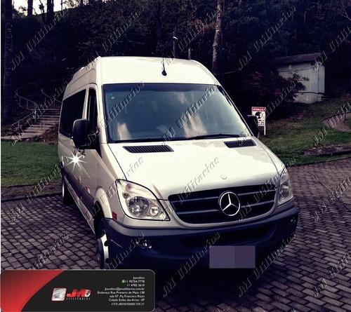 Imagem 1 de 12 de M.benz Sprinter Cdi 515 Ano 2016 Longa Exec Jm Cod.1203
