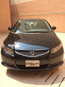 Honda Civic Coupé 2012 Ex 2m Pol