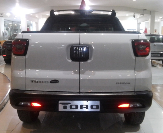 Fiat Toro Volcano 4x4 At9 0km 2020 Taraborelli