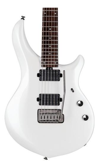 Guitarra Sterling Music Man Maj100x Jp Majesty Pearl White