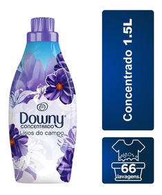 Amaciante Concentrado Downy Lírios Do Campo - 1,5l