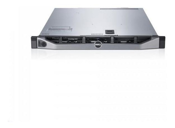 Servidor Poweredge R320 (xeon Six Core / 32gb Ram/6tb)
