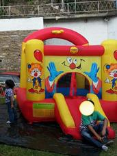 Alquiler De Colchones Inflables Para Fiestas De Niños Y Cama