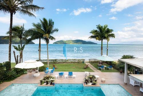 Casa Com 8 Dormitórios À Venda, 600 M² Por R$ 25.000.000,00 - Condomínio Costa Verde Tabatinga - Caraguatatuba/sp - Ca0519