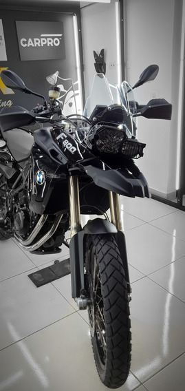 Bmw F800 Gs Black