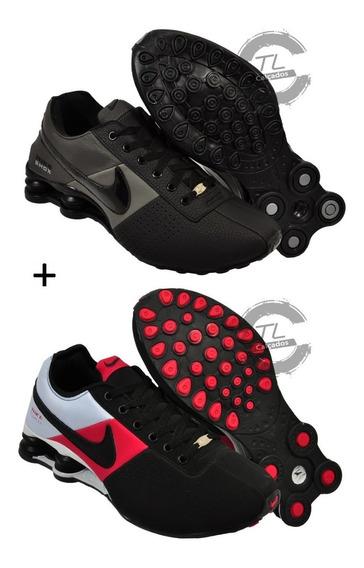 Tenis Nike Sxhox Deliver Classic 4 Molas Promoção Kit 2 Par