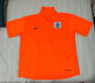 Jersey Selección Holanda 2006 Nike Local