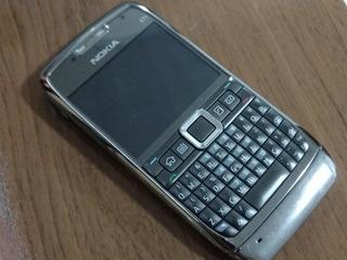 Raro E Excelente Nokia E71 Funcionando Perfeitamente