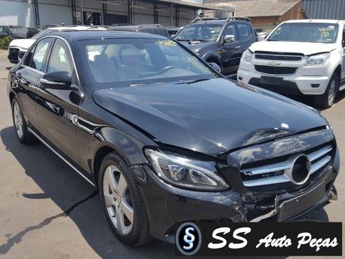 Sucata Mercedes C200 2015 - Somente Retirar Peças