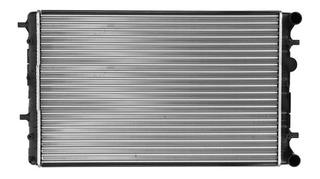 Radiador De Motor Ctc Volkswagen Gol Trend 1.6 L 2008-2016