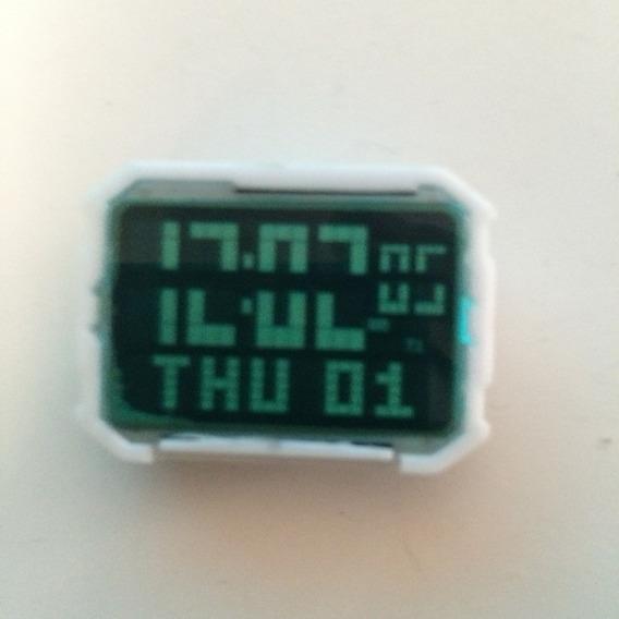 Caixa Relógio Nike Hammer Funcionando Aceito Trocas