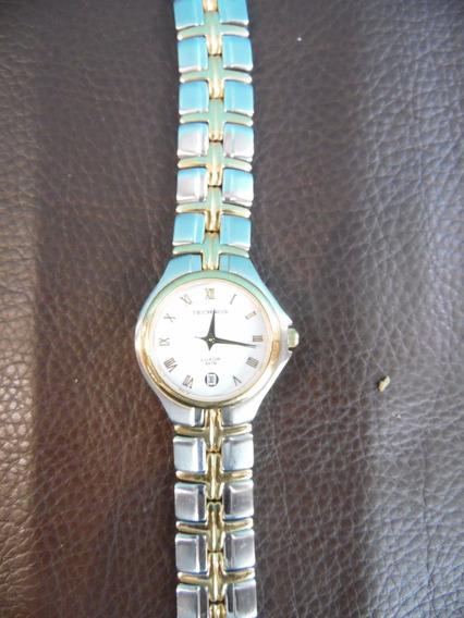 Relógio De Pulso - Technos - Luxor - 3 Atm - Calendário