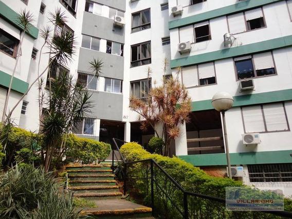 Apartamento Com 2 Dormitórios À Venda, 64 M² Por R$ 160.000,00 - Nonoai - Porto Alegre/rs - Ap0388