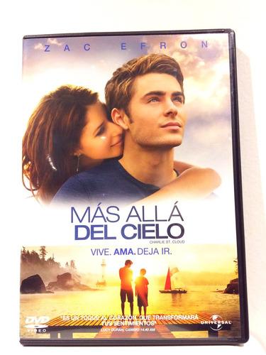 Zac Efron Mas Allá Del Cielo (dvd) Nuevo