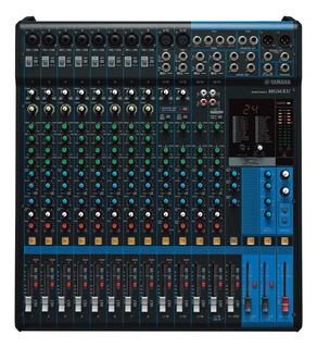 Consolas Analógicas Con Usb Yamaha Mg16xu