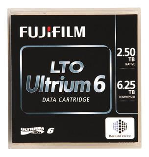 Cinta Lto6 Mca. Fujifilm Similar Hp C7976a Ibm 00v7590 Lto 6