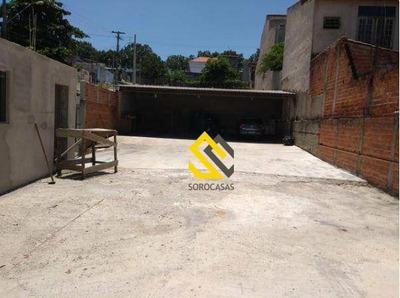 Terreno À Venda, 262 M² Por R$ 250.000 - Vila Boa Vista - Sorocaba/sp - Te0768