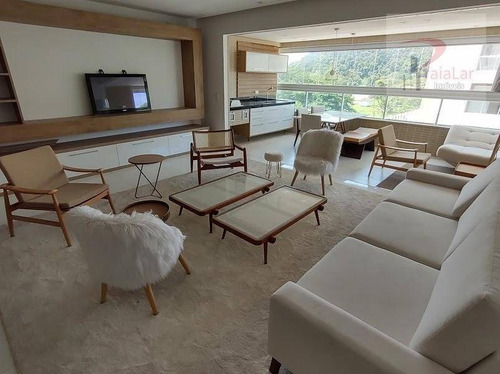 Apartamento Mobiliado E Decorado Com 3 Dormitórios Parcelado Direto Com A Construtora, À Venda - Canto Do Forte - Praia Grande/sp - Ap2588