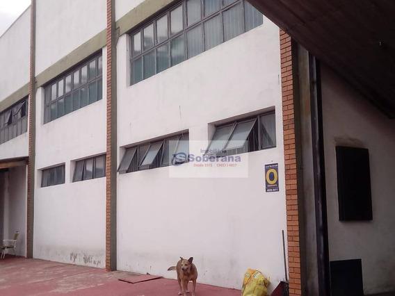 Barracão Região Av. Amoreiras - Ba0681