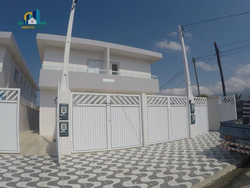 Casa Com 2 Dormitórios À Venda, 70 M² Por R$ 180.000 - Ca0944