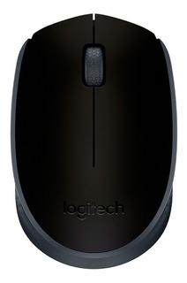 Mouse Inalámbrico Óptico Logitech M170 Negro 2.4 Ghz Mexx