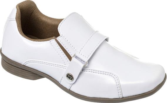 Sapato Social Infantil Com Cinto Menino Redmax A/b925-001