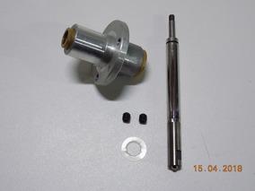 Akai Gx-4000 D Flange Do Mecanismo Do Motor (fly Weel Block)