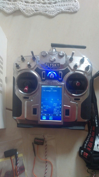 Rádio Flysky Fs I10