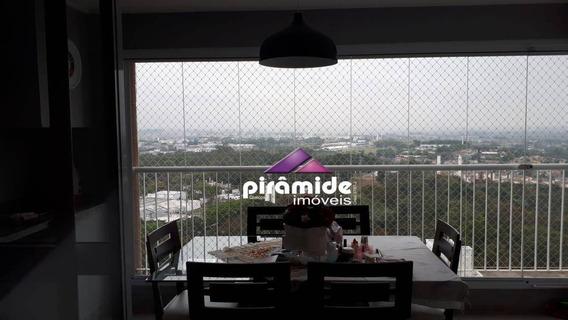 Apartamento Com 3 Dormitórios À Venda, 100 M² Por R$ 560.000,00 - Jardim Das Indústrias - São José Dos Campos/sp - Ap11161
