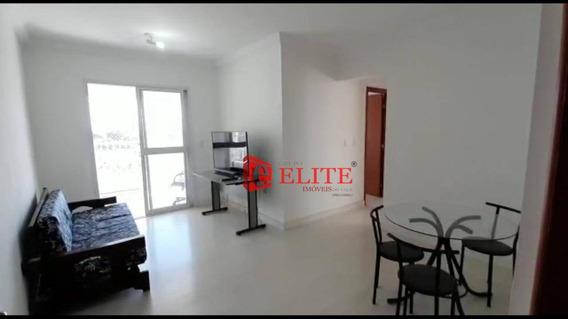 Apartamento Com 2 Dormitórios À Venda, 70 M² Por R$ 360.000,00 - Jardim Das Indústrias - São José Dos Campos/sp - Ap3985