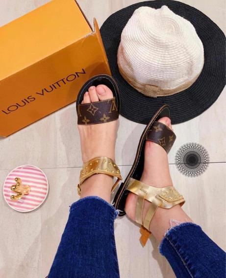 Sandalias Louis Vuitton