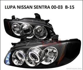 Focos Lupas Nissan Sentra 00 - 03 B15 , Oferta