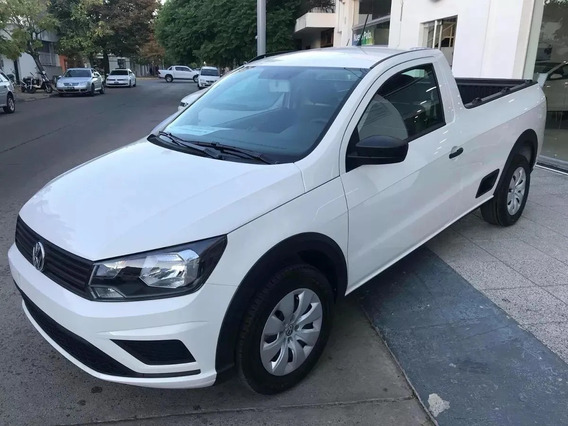 Volkswagen Saveiro 1.6 Trendline Cabina Simple Fcio Dni 15