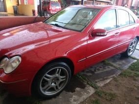 Mercedes-benz Clase C 3.2 320 Elegance V6 At 2003