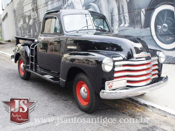 Chevrolet/gm 1952 3100 Pick-up
