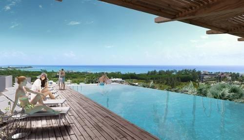 Departamento Playa Del Carmen Ubicado Plan Financiamiento