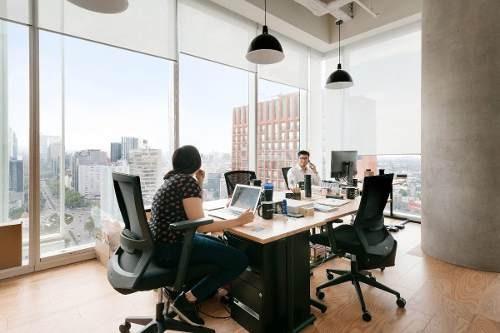 Oficinas We Work En Renta Colonia Nápoles