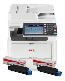 Impresora Multifunción Oki Es 5162 Lp +1 Tóner