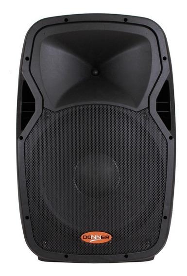 Caixa De Som Acústica Ll Audio Edge 15s Ativa 300w - Novo