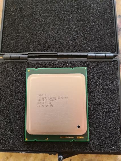 Xeon E5-2640