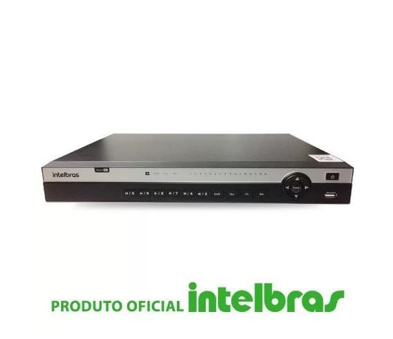 Dvr Intelbras 16 Canais Multi Hd Full Hd Mhdx 5016