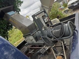 Molino Triturador Plástico 3 Hp. Trifásico 220-440