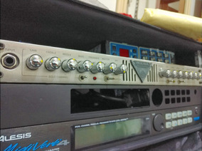 Mesa Boogie Preamp Rack + Rock Man Midi Octopus