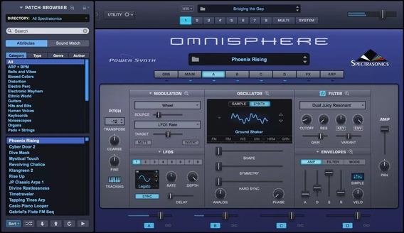 Omnisphere 2.6 + Keyscape + Trilian Completos Win / Mac