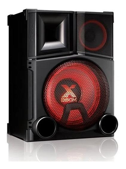 Caixa Original Mini System LG Cm9750 2600w Rms Canal L
