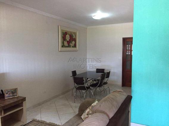 Jd. Sarapiranga | Casa 110m 3 Dorms 2 Vagas | 7051 - V7051
