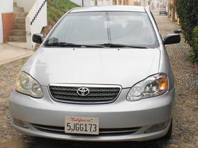 Toyota Corolla Ce Aa At