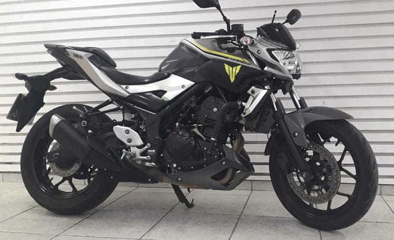 Yamaha Mt03 Abs Único Dono