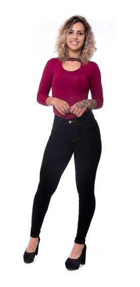 Calça Jeans Skinny Magic Size Mini + Power +1757204 32 Ao 36