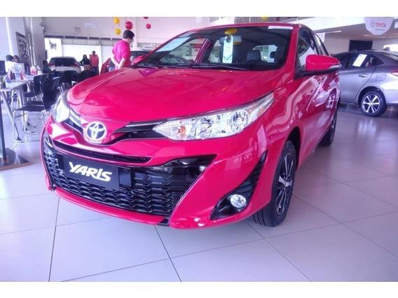 Toyota Yaris 1.3 Xl Plus Tech 16v Cvt 5p